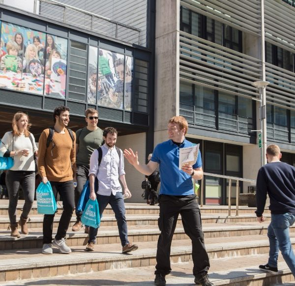 Plymouth University Undergraduate Open Day
