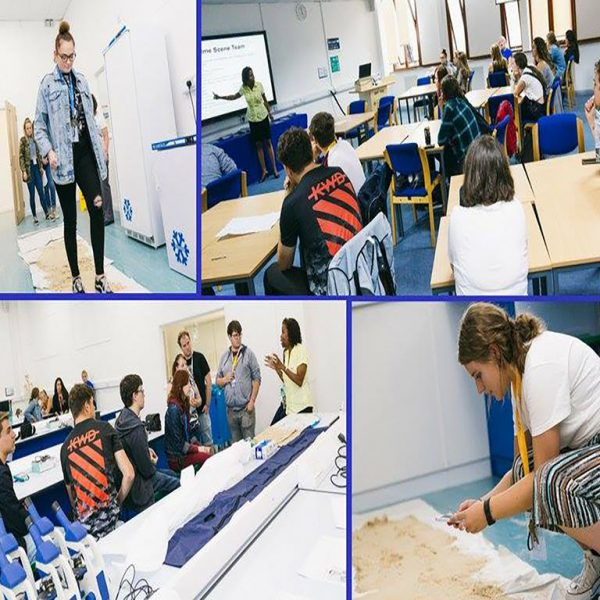 Criminology & Psychology Summer School (2018)