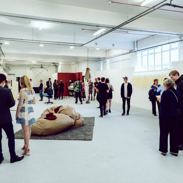 Plymouth College of Art Degree Show