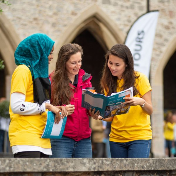 University of Exeter - Streatham Campus Open Day
