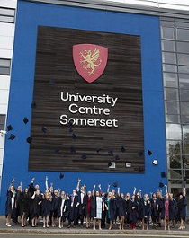 University Centre Somerset Open Day 2018