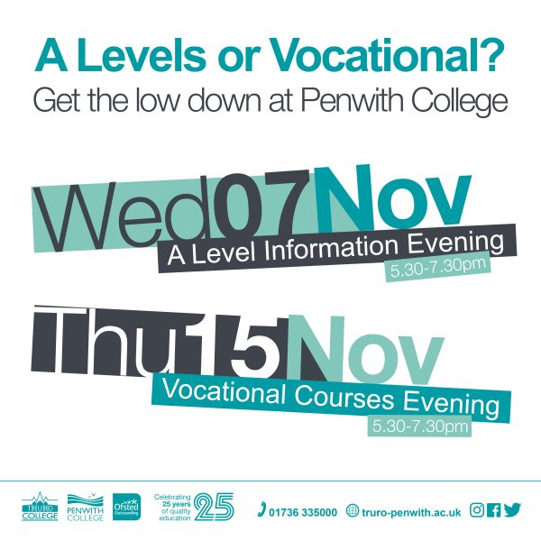 Vocational and Technical Courses Information Evening