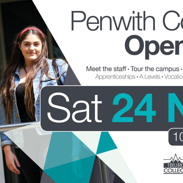 Penwith College Open Day