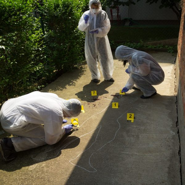 FORENSIC SCIENCE MASTERCLASS