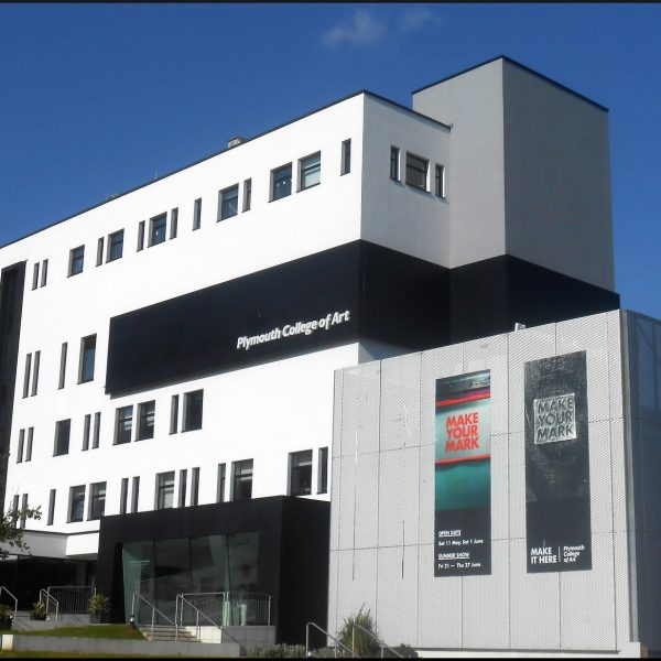 OPEN DAY- PLYMOUTH COLLEGE OF ART