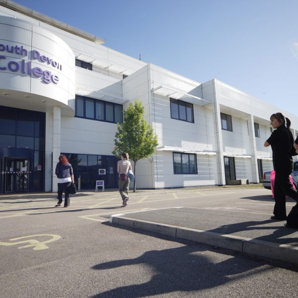 South Devon College Open Evening