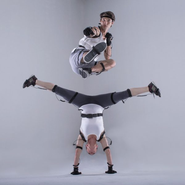 How motion capture captivated students of today and tomorrow