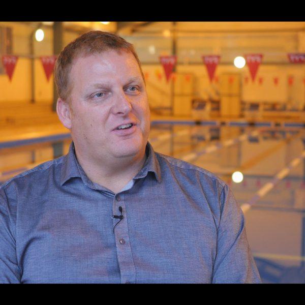 JON RUDD - (Olympic) Swimming Coach