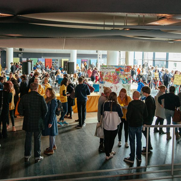 Falmouth University Open Day