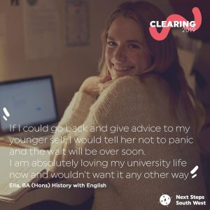 Clearing 2019 has started!⠀ ⠀ 👥 You can use Clearing if:⠀ ●you're applying after 30 June⠀ ●you didn't receive any offers (or none you wanted to accept)⠀ ●you didn't meet the conditions of your offers⠀ ●you've declined your firm place using the 'decline my place' button in Track⠀ ⠀  Want to find out more? Download our Clearing Handbook from our resources page.⠀⠀⠀ #Clearing #UCAS #nextstepssw