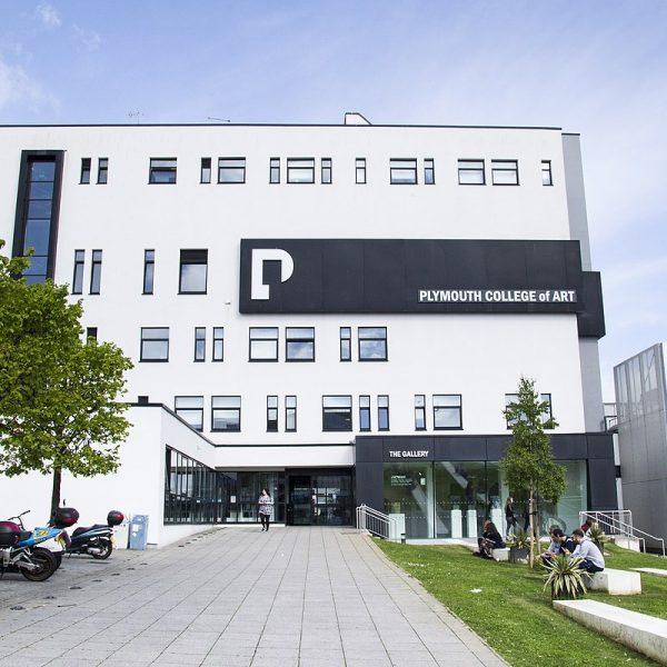 Plymouth College of Art - Open Day