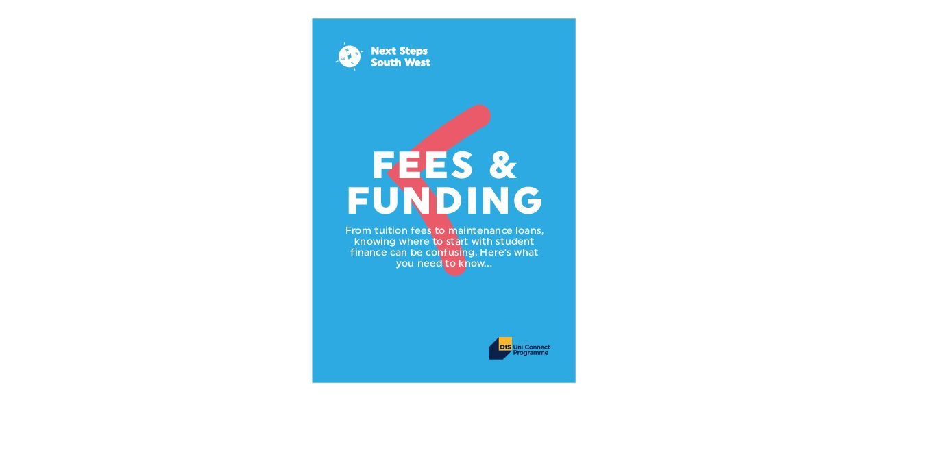 Postcard: Fees & Funding
