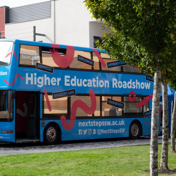 The Somerset HE Roadshow 2019 - A Reflection