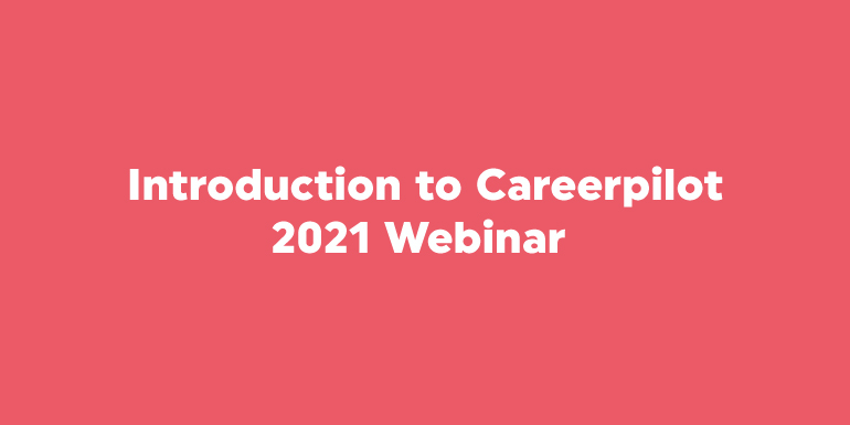 Introduction to Careerpilot (Jan 2021)